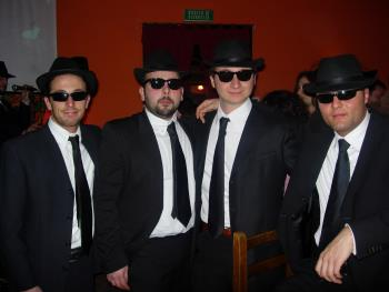 i Fratelli del Blues : The Blues Brothers