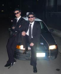 Zavae Pecchio : The Real Blues Brothers